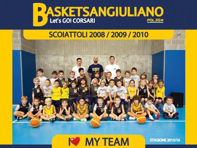 Scoiattoli 2008-9-10