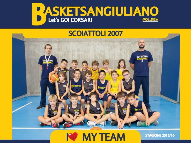 Scoiattoli 2007