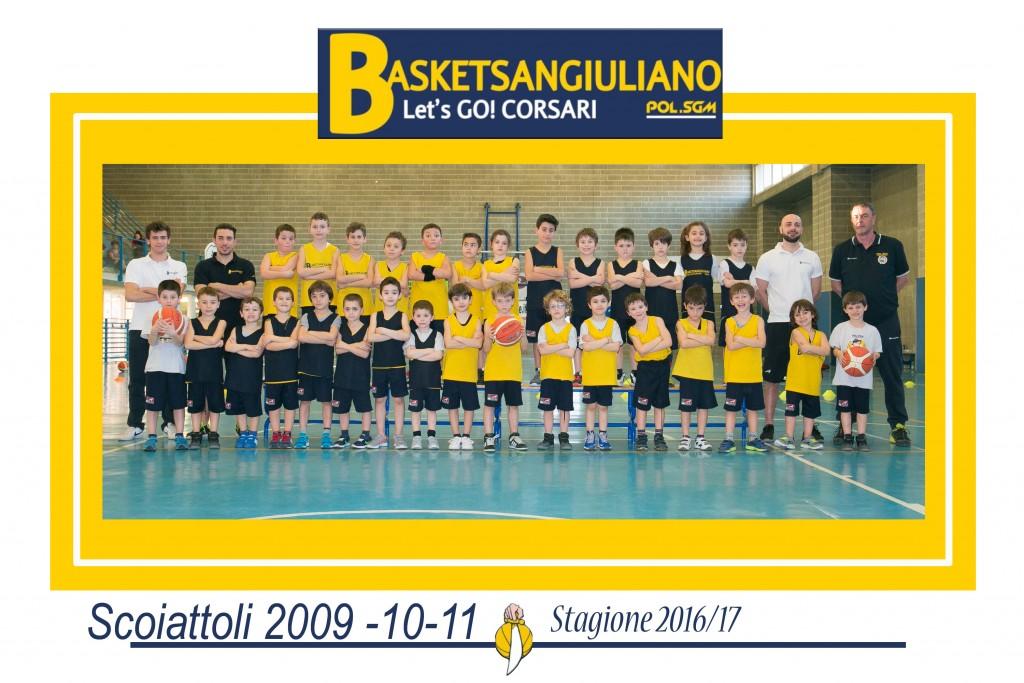 Scoiattoli 2009-10-11 Gogol e Cavalcanti